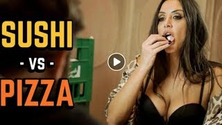 SUSHI vs PIZZA - Le Coliche [Mini Video Divertenti]