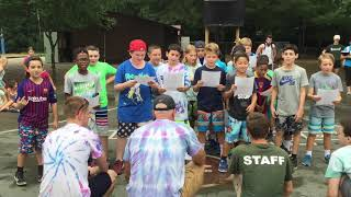 Maplewood Country Day Camp | Wild Ones Song 2018
