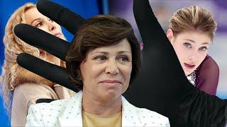 Роднина Косторная меняет тренеров как перчатки Может проблема в ней самой