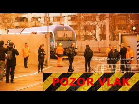 POZOR VLAK / THE TRAIN - 15. (English subtitles) [FULL HD]