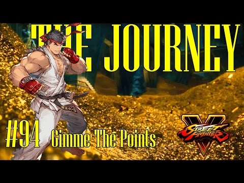The Journey #94: Give me the points!