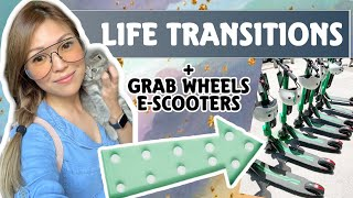 Gambar cover Life Transitions + Grab Wheels E-Scooters
