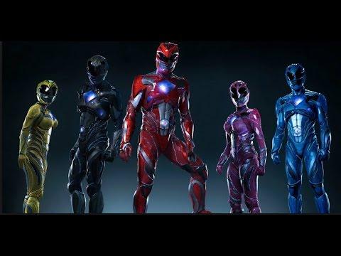 ตัวอย่างหนัง พาวเวอร์เรนเจอร์ Power Rangers 2017  ตอน  Discover The Power
