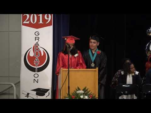 Camden Big Picture Learning Academy 2019 Graduation