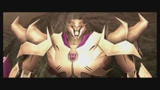Transformers Prime The Game Wii U stage 12