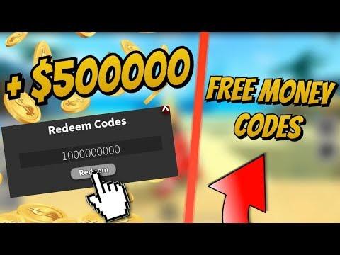 FREE MONEY CODES! (WORKING) # 4 | Treasure Hunt Simulator ...