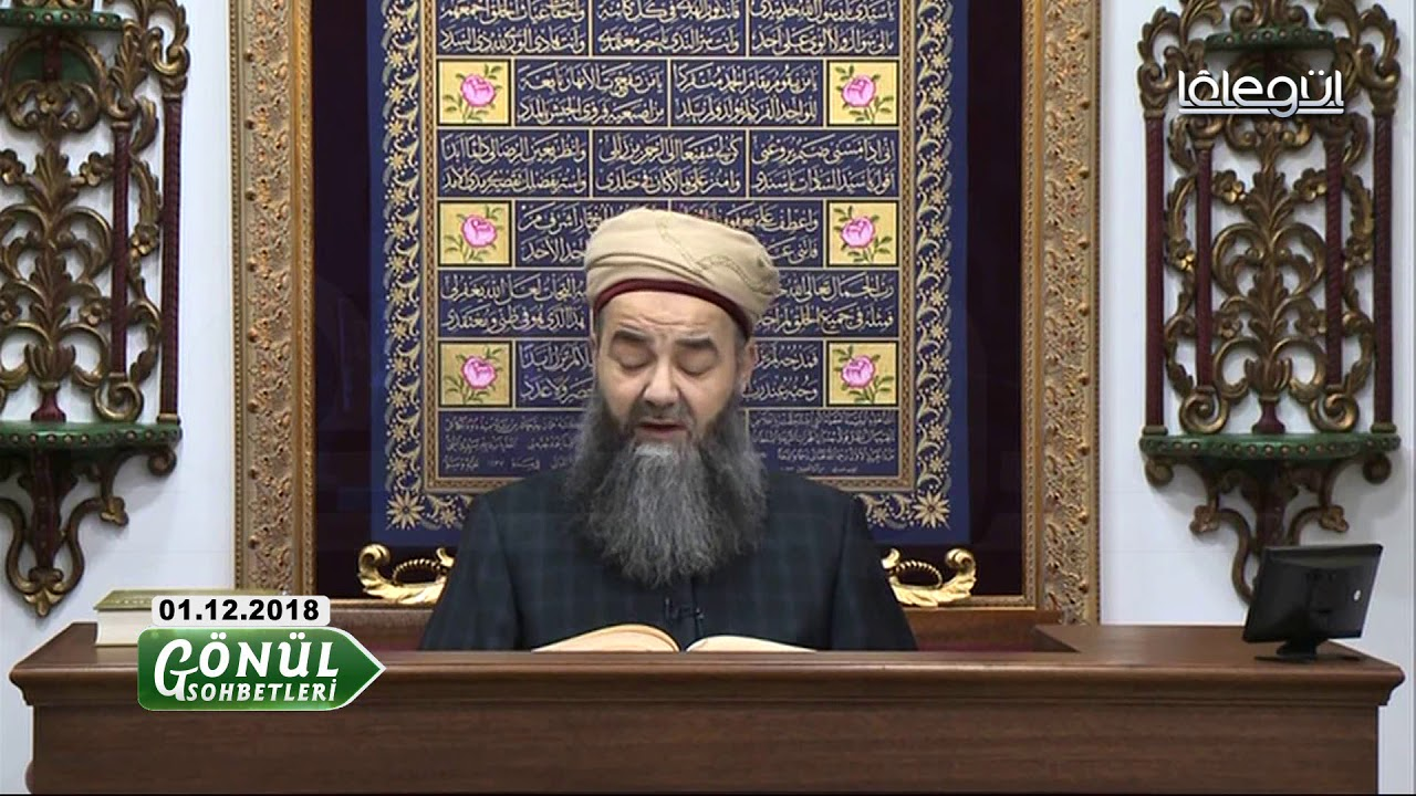 1 Aralık 2018 Tarihli Sohbet Özel - Cübbeli Ahmet Hocaefendi Lâlegül TV