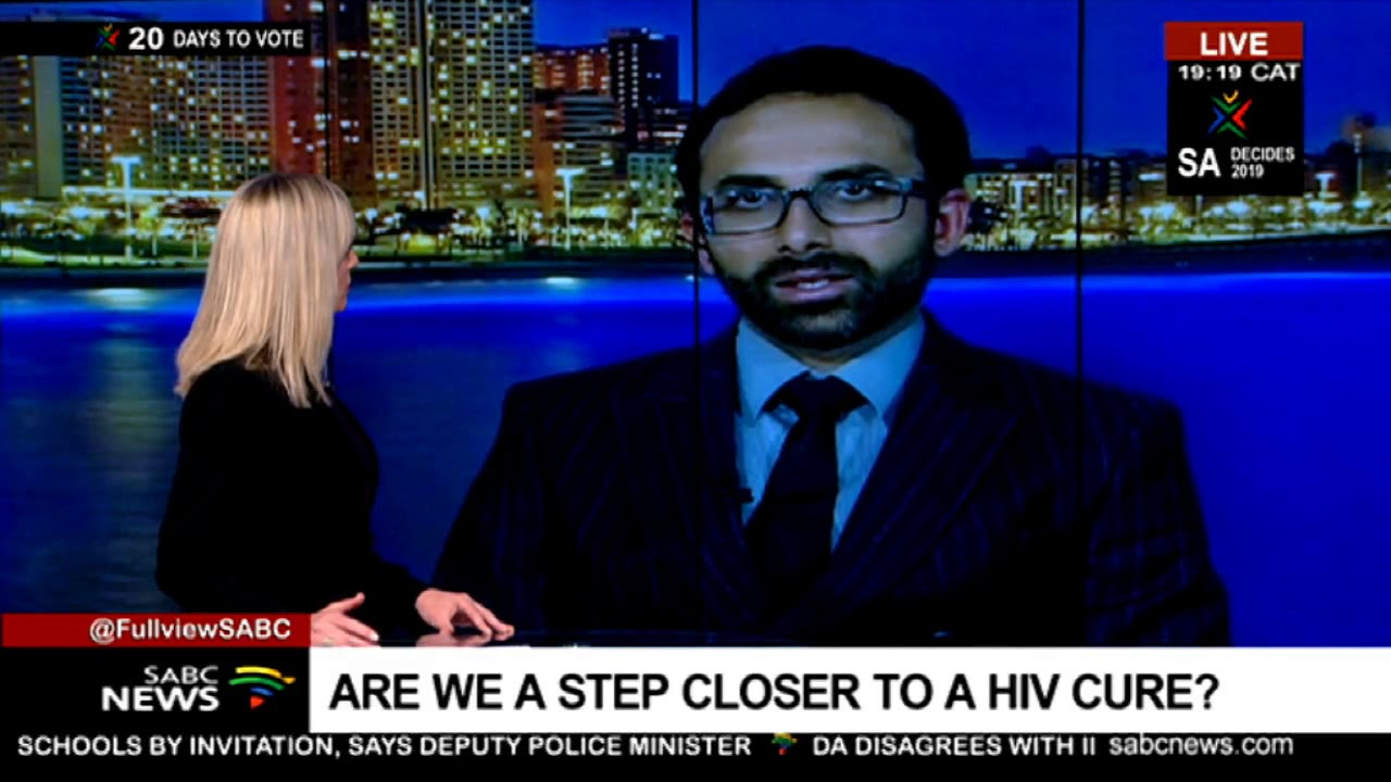 A look at research for HIV cure - Prof  Ravi Gupta