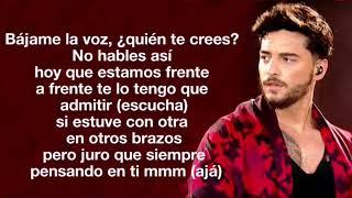 Mi Declaración - Maluma (Letra/Lyric) ft. Timbaland