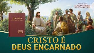 """Filme evangélico """"O mensageiro do evangelho"""" Trecho 2 – Cristo é Deus encarnado"""