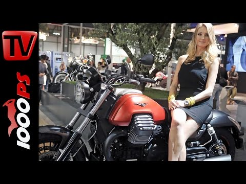 Moto Guzzi Audace 2015 | Details, Verfügbarkeit