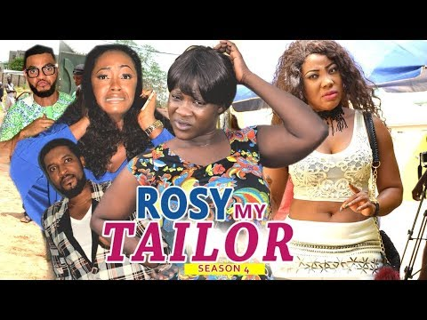 Download ROSY MY TAILOR 4 (MERCY JOHNSON) - 2017 LATEST NIGERIAN NOLLYWOOD MOVIES