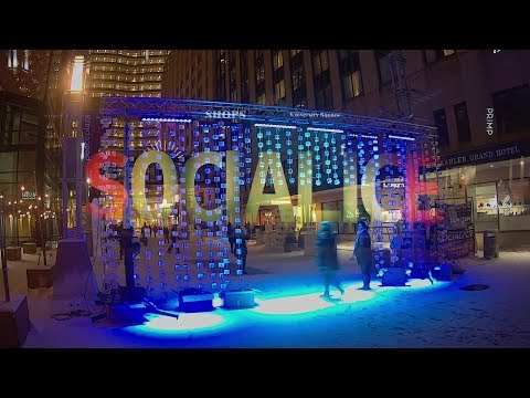 Social Ice, Rochester's Annual Ice Party
