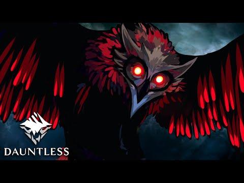 Dauntless - ENRAGED SHRIKE FIGHT, GNASHER CHAIN BLADES & SHRIKE ARMOR SET #4 - Alpha Gameplay