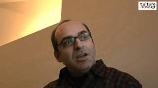 Ο σκηνοθέτης Στράτος Τζίτζης στο Culturenow.gr