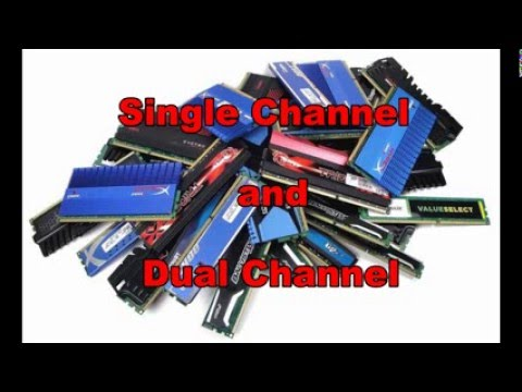 Dual Channel vs. Single Channel