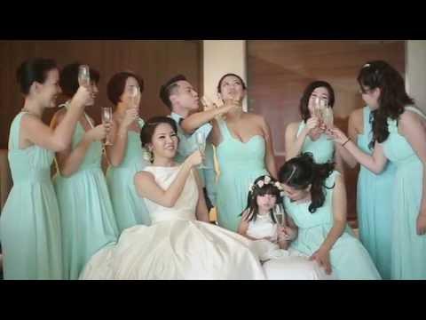 Beach Wedding in Rasa Sayang Resort /...