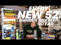 Every NEW 52 Omnibus Released So Far...