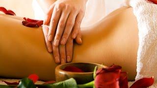 Уроки массажа  Общий массаж женского тела
