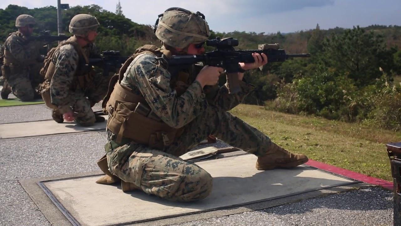 3d Marine Division • Rifle Squad Competition • Okinawa, Japan, Jan 10-15, 2021