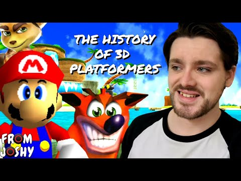 The Rise And Fall Of 3D Platformers