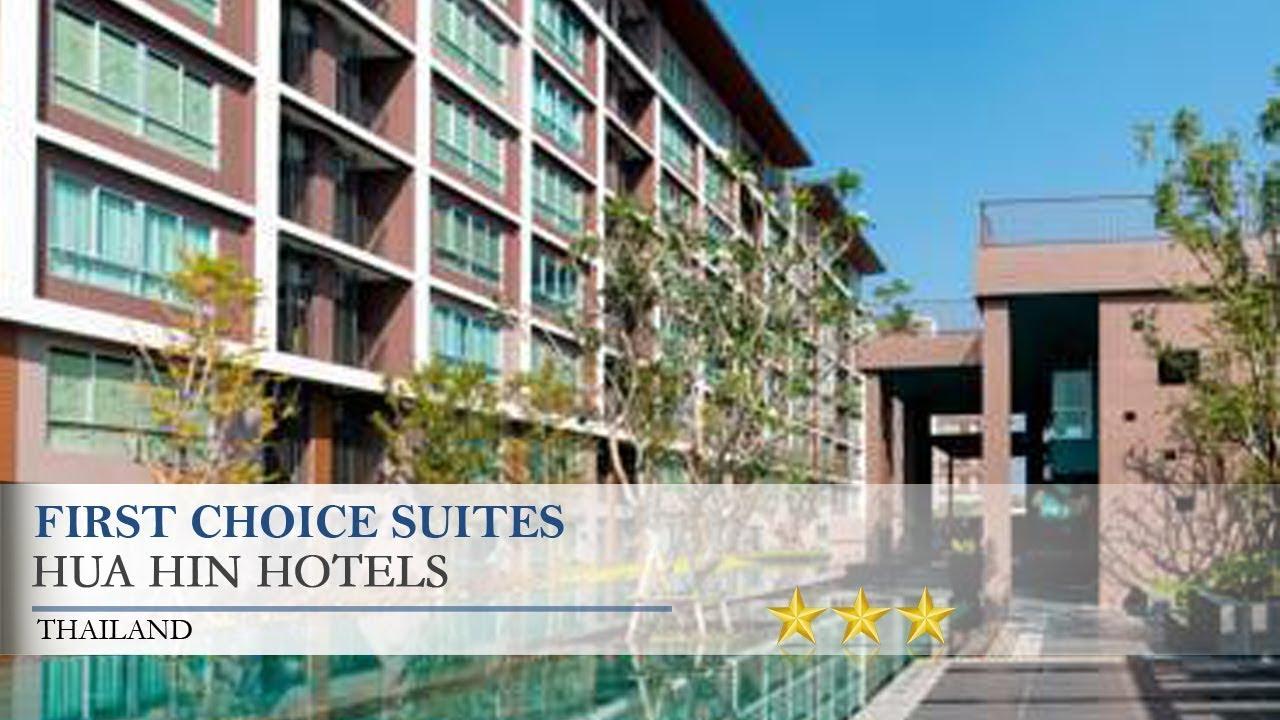 First Choice Suites Hua Hin Hotels Thailand