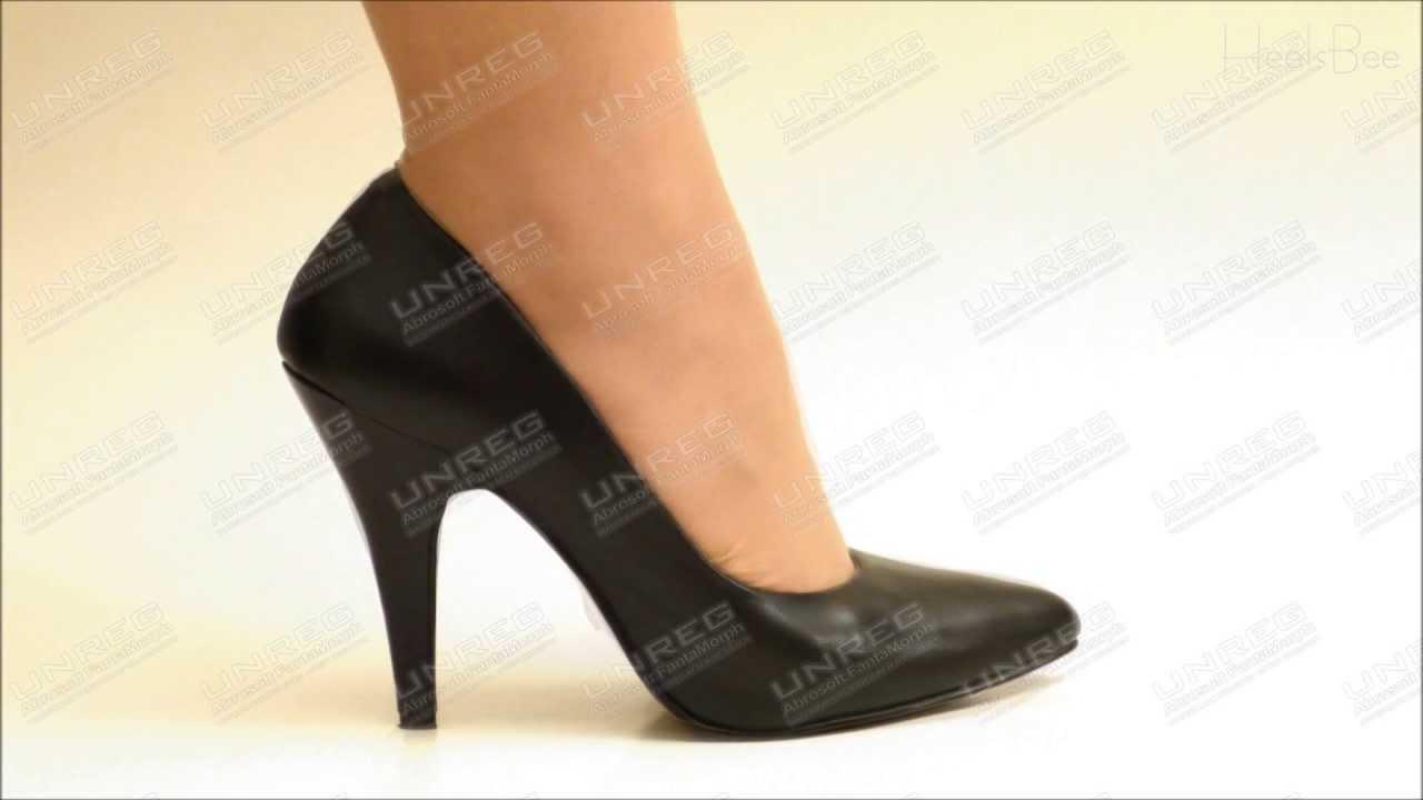 high heels test