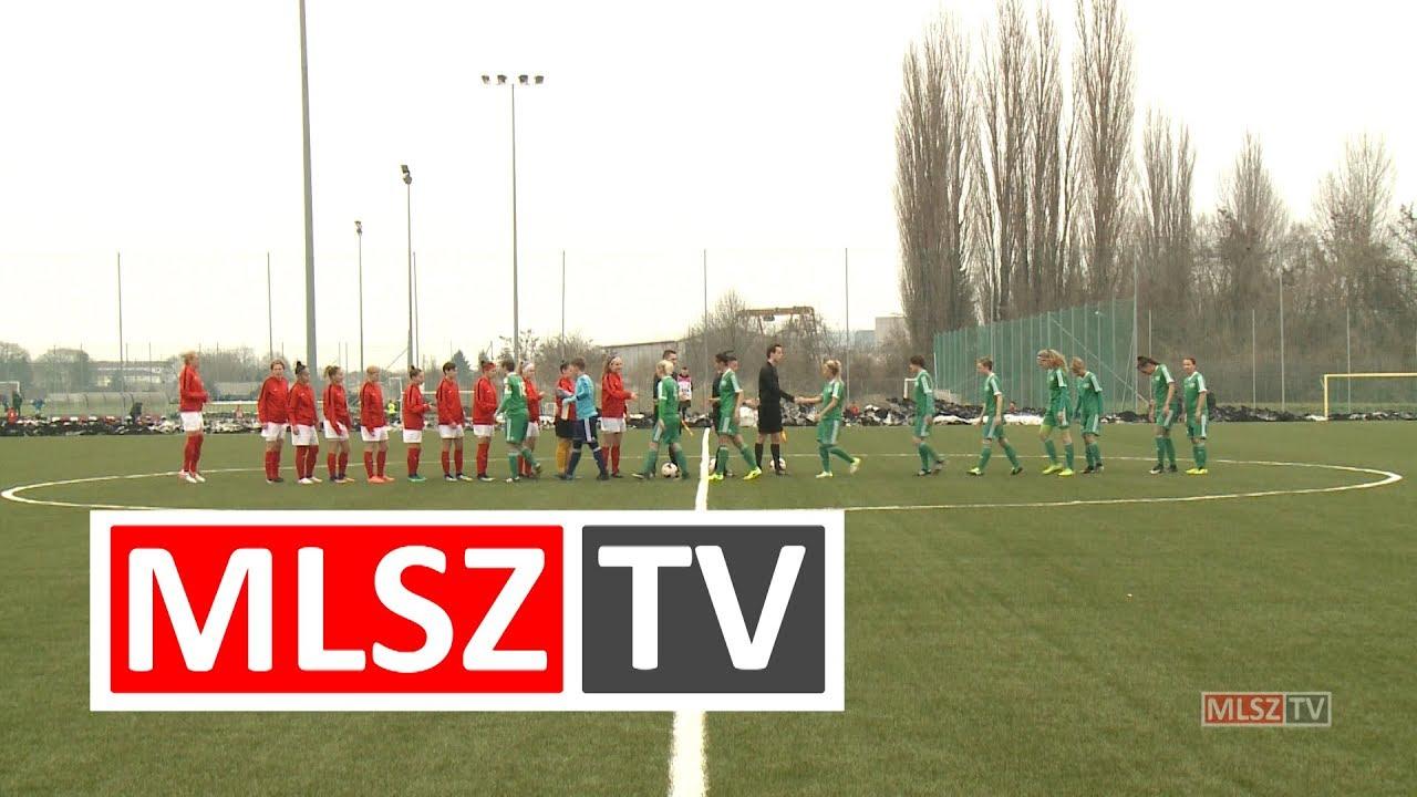 DVTK - HALADÁS VIKTÓRIA | 3-0 | JET-SOL Liga | 13. forduló | MLSZTV