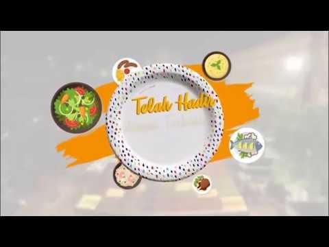 Food Street At Pantai Maju Jakarta Youtube