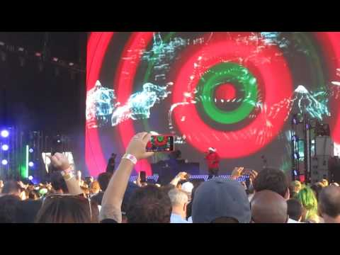 The Space Program - A Tribe Called Quest @ Panorama NYC, 7/30/2017