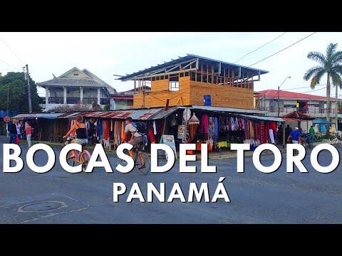 La ciudad de las bicicletas de Bocas del Toro (Guía Panamá #12)