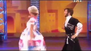 Инстаграм Дом 2 20.09.2015: Бузова танцует лезгинку