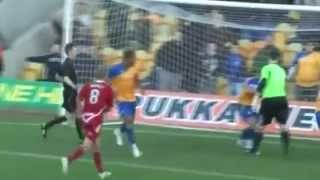 Matt Green Showreel at Mansfield Town Season 2011/12