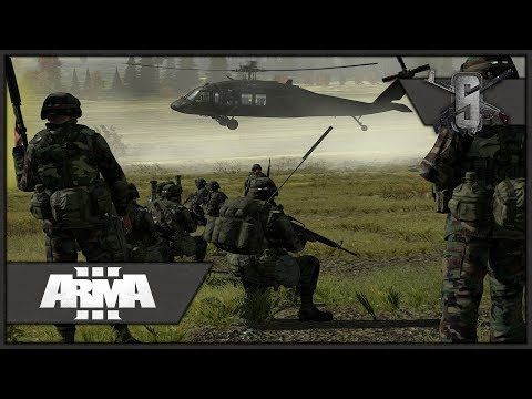 World in Conflict, USSR Invasion of Europe - ArmA 3 - Escaping the Onslaught