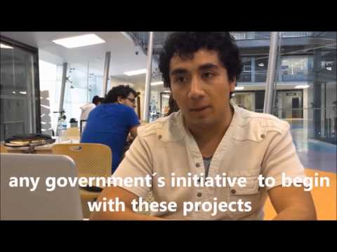 British investment renewable energy Mexico video