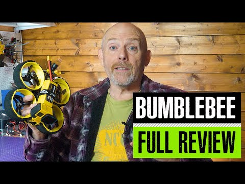 Фото IFlight BumbleBee Cinewhoop FPV quad // Full review // BetaFlight setup // Flight footage