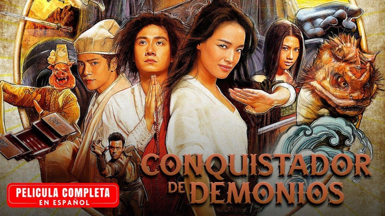 Download Conquistador de Demonios - Pelicula de Accion Completa En Español