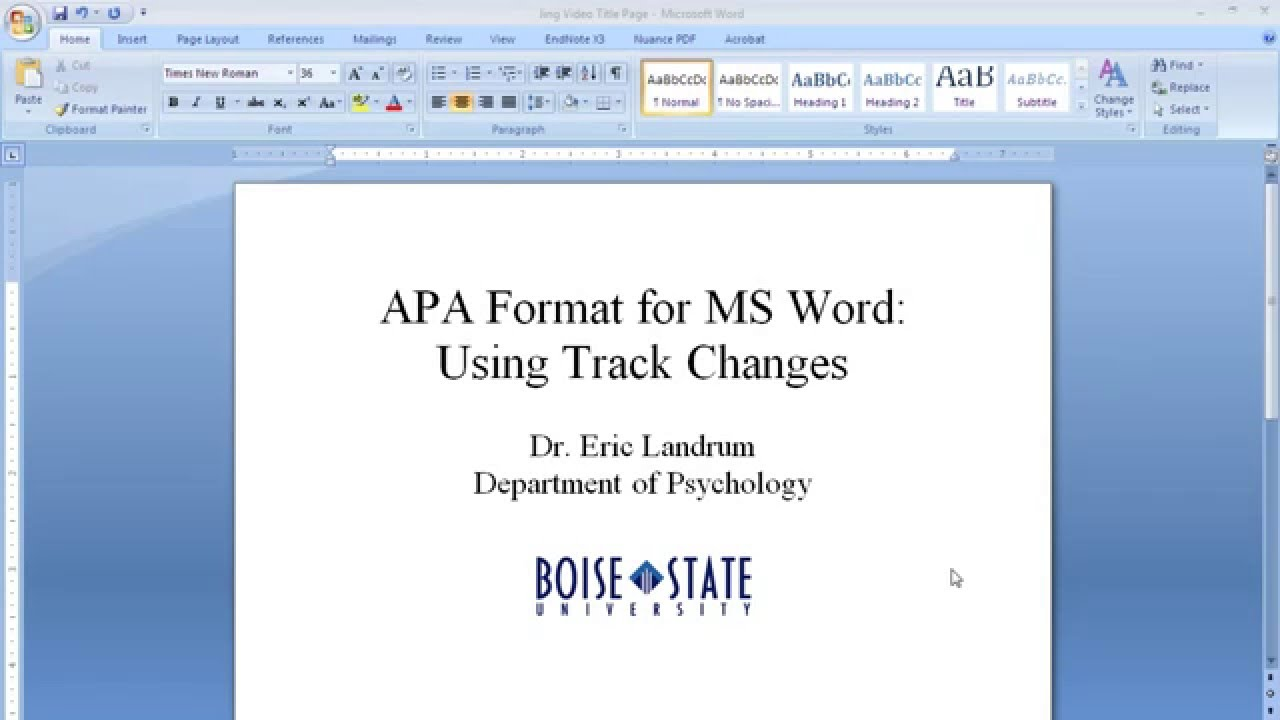 how to get rid of track changes in word 2016
