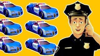 Trickfilm ganzer film. Kinder Polizei deutsch. Trickfilme über Polizist. Polizei filme für Kinder.