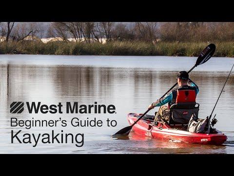 Beginner's Guide To Kayaking