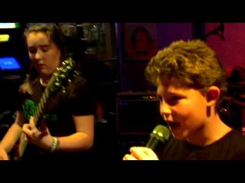 "The Organics ""Fly Away"" 12/12/2010 Be Natural Music ~ Real Rock Band"