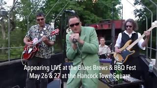 Hancock Blues Brews & BBQ Festival 2018
