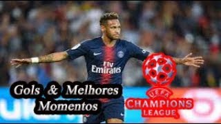 Paris Saint-Germain vs Napoli - Liga Dos Campeões - Gols & Melhores Momentos