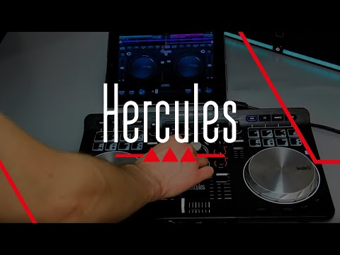 Hercules Universal DJ - MODE3/3 - Tablet