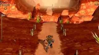 The Gunstringer: Dead Man Running Windows 8 game
