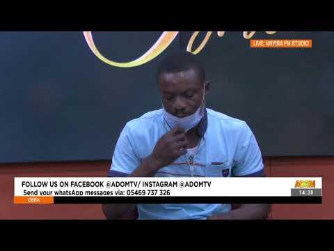 Obra on AdomTV (7-9-21)