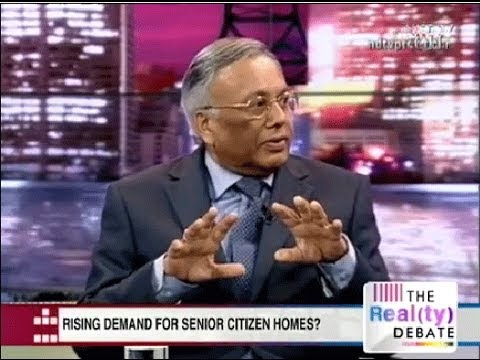 Senior citizen living in India on NDTVProfit - Age Ventures India