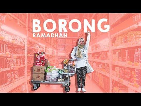 Borong Belanja Ramadhan Buat 13 anak