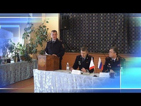 Руководство МВД в Морозовице