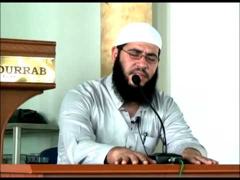 Syaikh Ghassan al-Shorbaji (Hafizh Quran, Imam Gaza, Palestina) | QS. At Tiin, An Nashr, Al-Qadr